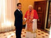 Nicolas Sarkozy profane Vatican