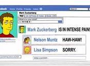 Retrouvez Mark Zuckerberg dans Simpsons
