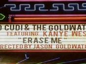 Cudi Kanye West Leur clip Erase
