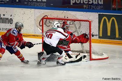 Hockey-sur-glace Coupe de La Ligue Grenoble – Briançon 5-2