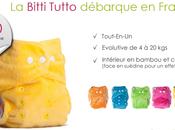 toute nouvelle couche Itti Bitti, Bitti Tutto, débarque