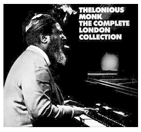 La London Collection de Thelonious Monk