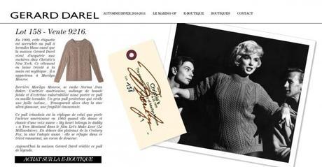 En mode Norma Jean