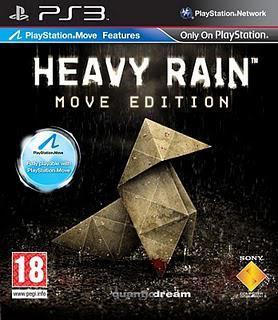 Mon jeu du moment: Heavy Rain Move Edition