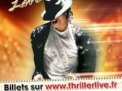 Thriller Live Zenith Paris