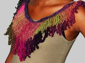 franges Flower Noro
