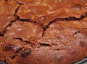 Gâteau mousse chocolat confiture lait