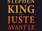 Juste avant crépuscule Stephen King, nouvelles lues Michel Raimbault