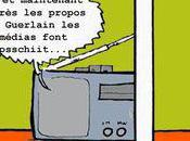 """Georges Guerlain """"nègres"""", silence radio...et télé médias..."""