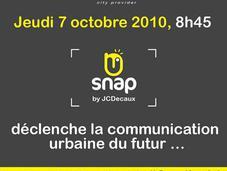 U-Snap: l'application faire parler!