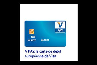 Top La carte bleue remplacée par la carte V PAY ? - Paperblog TY02