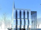 Construction d'une mosquée Varsovie