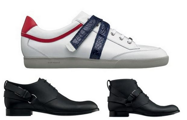 Dior Homme chaussures automne hiver 2010 - Paperblog f28f7525fa5