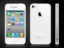 L'iPhone Blanc repoussé jusqu'au printemps 2011