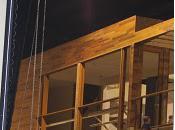 Breaking Dawn maison Cullen pleine construction