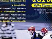 Roller-Hockey Coupe d'Europe, week-end Halle Clémenceau