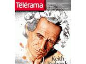 Keith Richards, Télérama