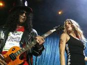 Fergie avec Slash clip Beautiful Dangerous