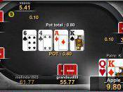 Application Winamax iPhone poker