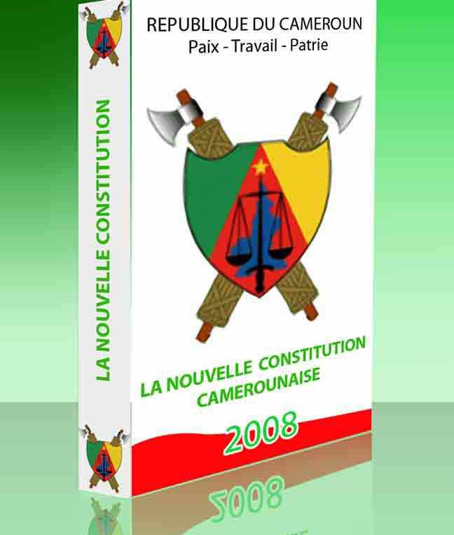 La Constitution de la Republique du Cameroun