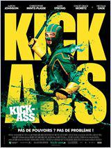 Kick-Ass de Matthew Vaughn (Action, Superheros, 2010)