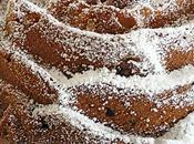 Cake pour goûter potiron cranberries farine maïs