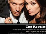 Invitation vente privée Kooples novembre 2010
