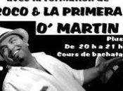 """Jorge """"Coco"""" Tejos Valle concert Martin-Pêcheur novembre 2010"""