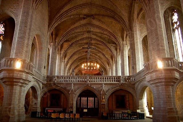 Abbaye De La Chaise Dieu Le Jube Haute Loire A Decouvrir