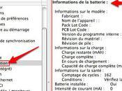 Mac: comment vérifier l'état batterie