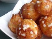 Délicieuses petites chouquettes comme chez pâtissier (étapes photos)