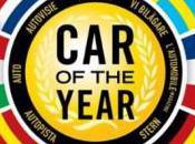 Voiture l'année 2011 finalistes