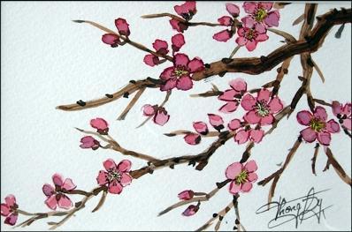 Fleur De Prunier Sugawara No Michizane Paperblog