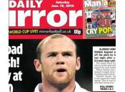 foot anglais Rooney part soigner