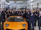 Lamborghini Murcielago voilà c'est fini