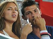 bébé Cristiano Ronaldo d'une femme américaine