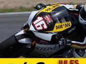 Moto2 saison 2010 Jules Cluzel