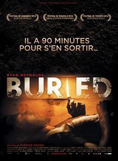 BURIED - Réalisé par Rodrigo Cortés