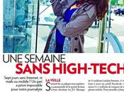 SEMAINE SANS HIGH-TECH, Marie Claire, XII-10