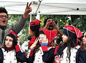 Twin Flashmob fête vendanges 2010 (06.10.2010)