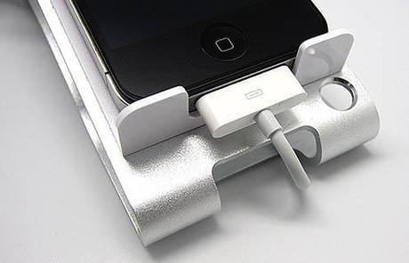 iClooly PhoneStand, un support pour iPhone avec combiné
