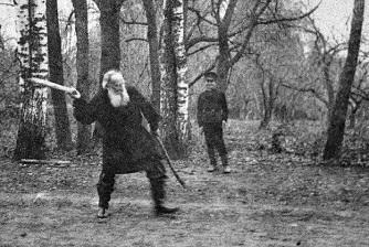 Novembre 2010 - le mois Tolstoï