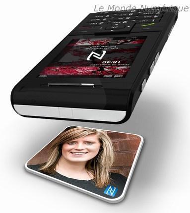 Sagem Wireless Cosy Phone, où l'on reparle de la technologie sans contact