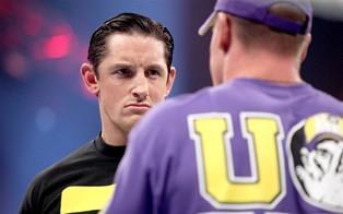 John Cena face à Wade Barrett