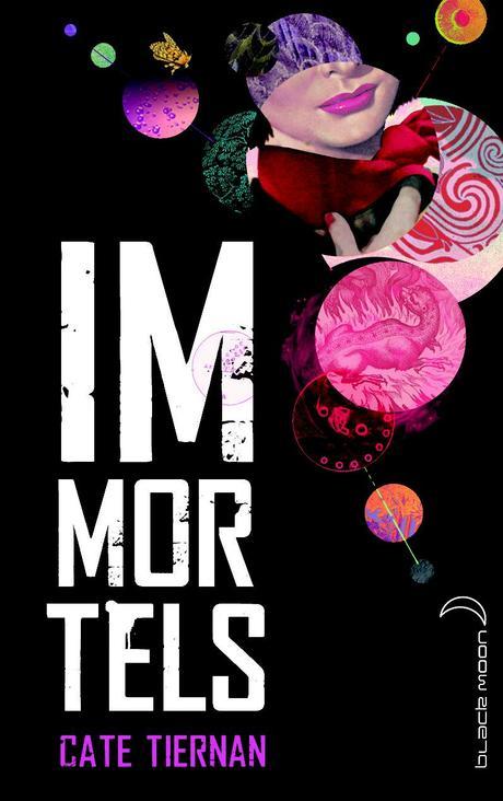 Immortels le premier extrait - Cate Tiernan