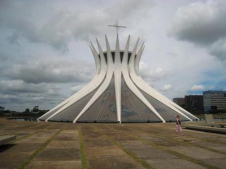 Brasilia, Catedral Metropolitana Nossa Senhora Aparecida