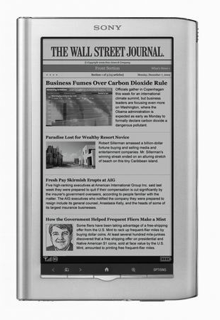 Le Sony Reader Daily Edition arrive aux Etats-Unis
