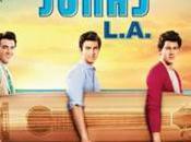 Jonas Brothers leur série télé s'arrête faute d'audience