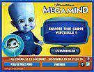 MEGAMIND Deux nouvelles e-card