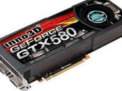 NVIDIA lance GeForce GTX580